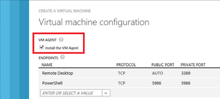 Azure VM Agent & Extensions Deep Dive – Part 1 – Deploy Azure