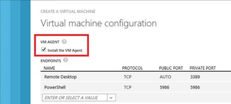 Azure VM Agent & Extensions Deep Dive – Part 1 – Deploy Azure