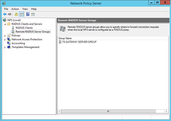 Azure Multi-Factor Authentication Server with Remote Desktop Gateway